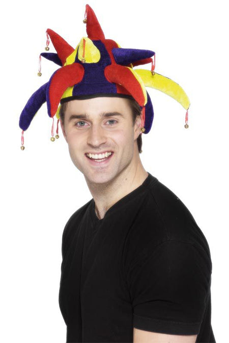 Multicolour Jester Hat