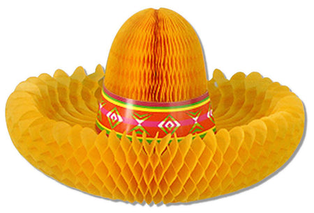 Click to view product details and reviews for Sombrero Centrepiece 12.