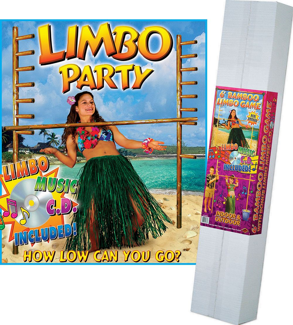 Limbo Party With CD