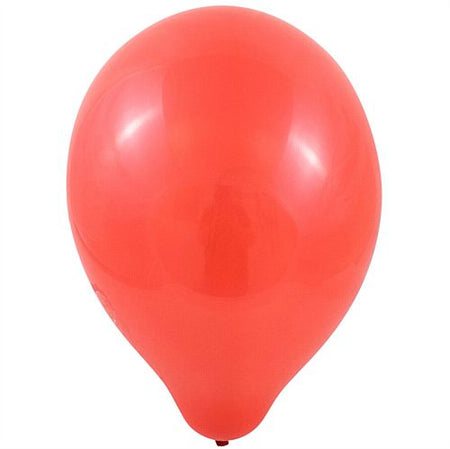 Red Latex Balloons - 10