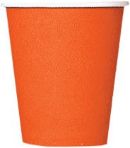 Orange Cup - Each - 266ml