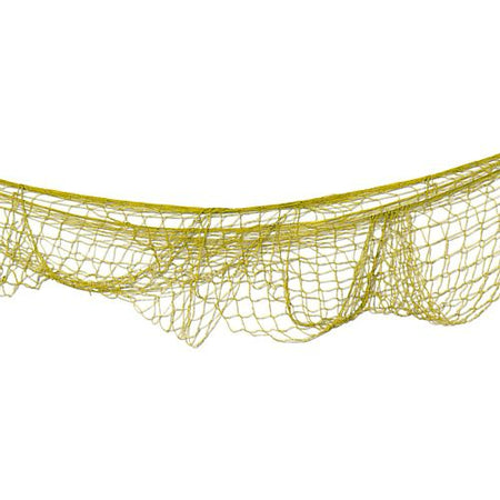 Fish Netting - Yellow