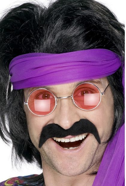 Click to view product details and reviews for Black Seventies Style Moustache.