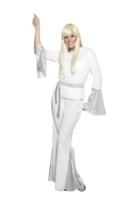 Click to view product details and reviews for 70s Disco Lady Costume Small.