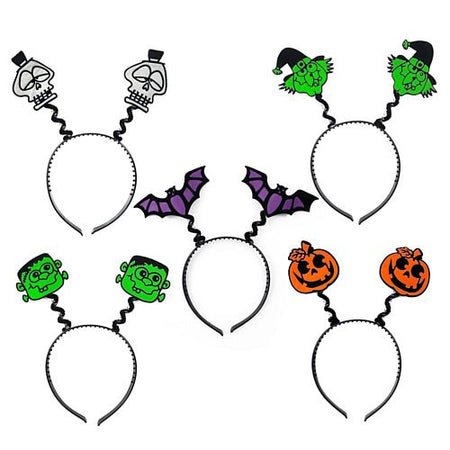 Click to view product details and reviews for Halloween Head Boppers Assorted Designs Each.