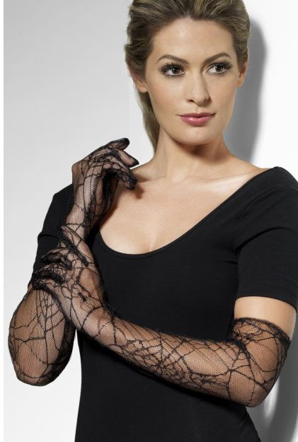 Click to view product details and reviews for Spiderweb Gloves.