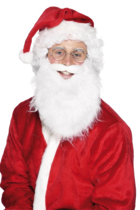 Click to view product details and reviews for White Santa Beard Budget.
