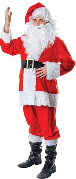 Good Quality Santa Costume