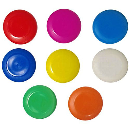 Mini Skimmer Frisbee - Assorted Colours - 11.4cm - Each