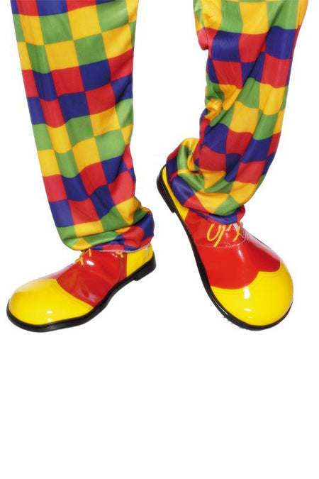 Deluxe clown shoes