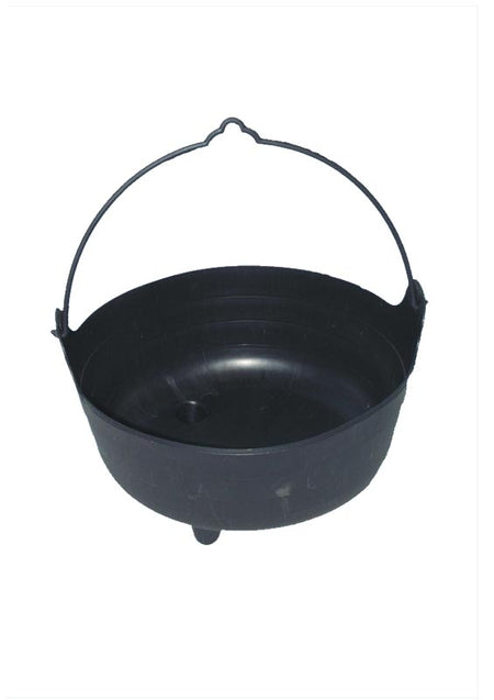 Click to view product details and reviews for Halloween Giant Black Plastic Cauldron Prop Decoration 356cm.