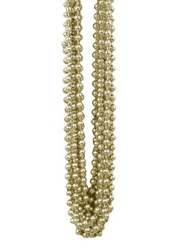Gold Party Beads - Pack of 12