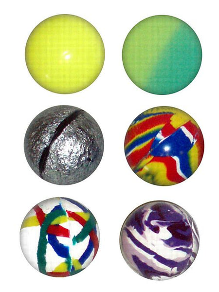Assorted Colour Jet ball