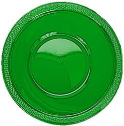Green Plastic Bowl 355ml - Pack of 20