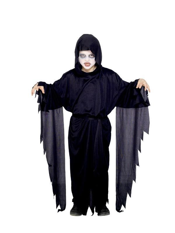 Black Screamer Costume