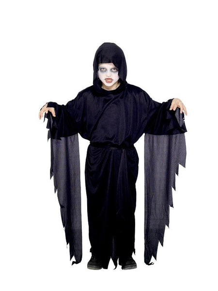 Click to view product details and reviews for Black Screamer Costume Size Small.