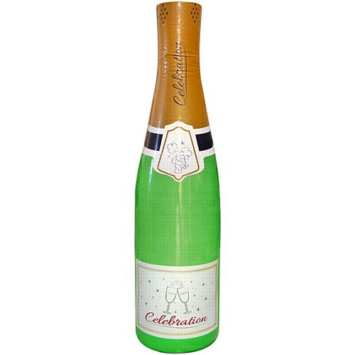 Giant Inflatable Champagne Bottle - 1.83m
