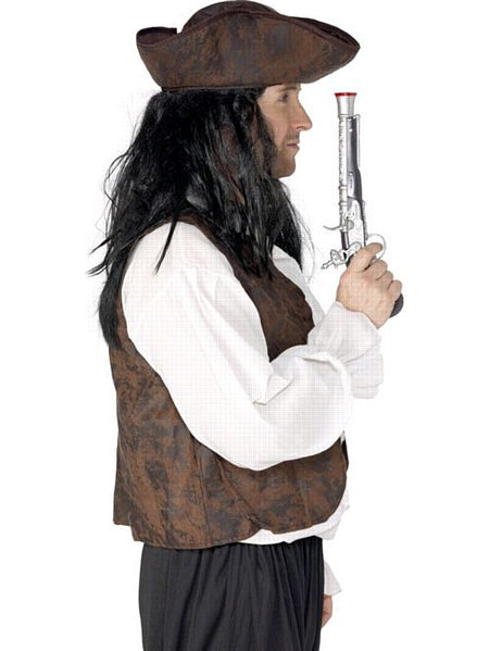 Click to view product details and reviews for Silver Pirate Pistol.