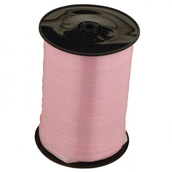 Pink Balloon Ribbon - 500m