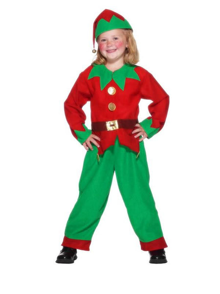 Click to view product details and reviews for Elf Costume Size Small.