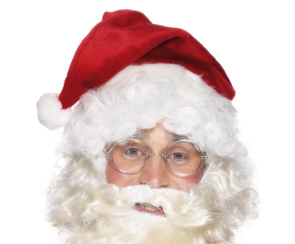 Granny/Santa Metal Rim Glasses