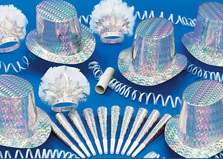 Diamond Collection Hat and Novelty Pack For 50 People