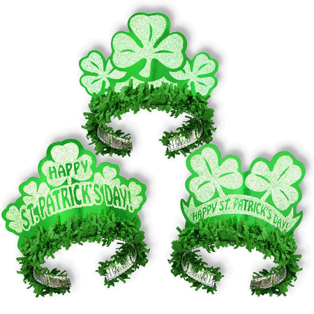 Click to view product details and reviews for St Patrick Regal Tiara Each.