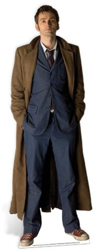 The Doctor Lifesize Cardboard Cutout - 1.85m