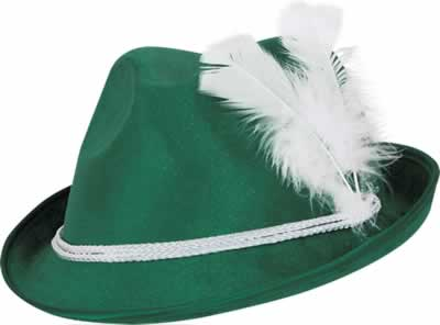 Click to view product details and reviews for Forest Green Vel Felt Alpine Hat.