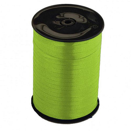 Lime Green Balloon Ribbon - 500m