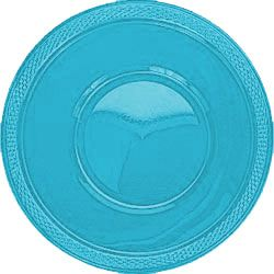 Turquoise Plastic Bowl 355ml - Pack of 20