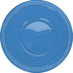 Blue Plastic Bowl - Pack of 20 - 355ml