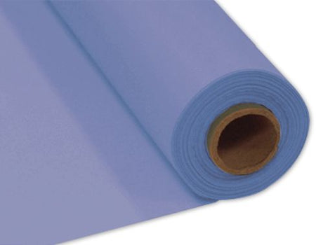 Lilac Plastic Table Roll - 30.5m x 1m