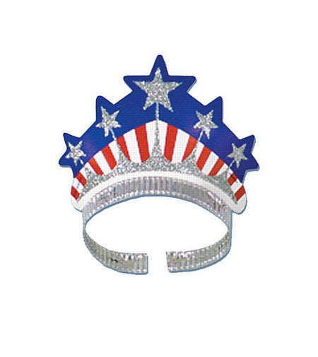 American Miss Liberty Tiara - Each