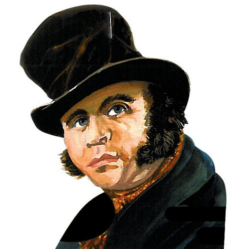 Mutton Chops Sideburns