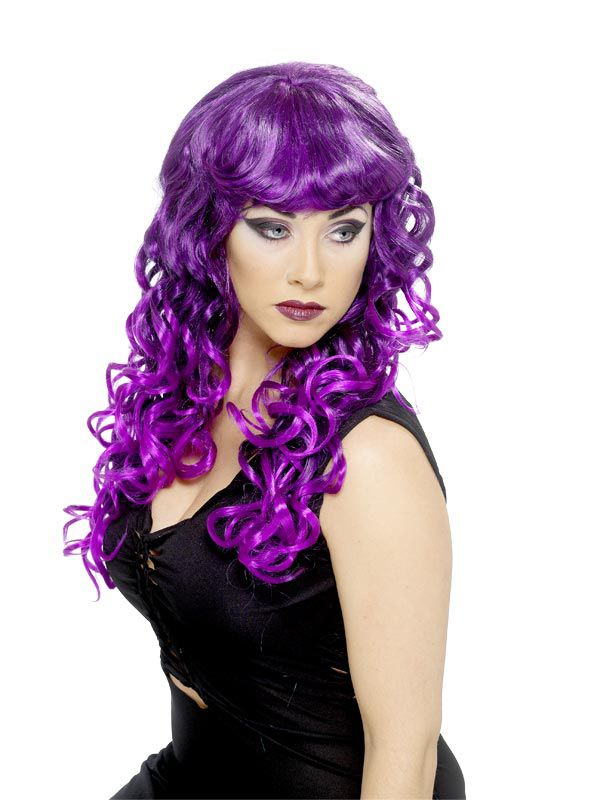 Siren Wig - Purple