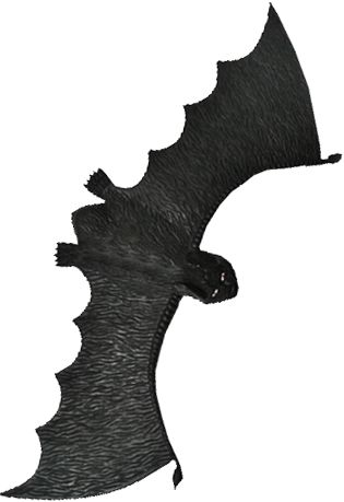 Click to view product details and reviews for Halloween Rubber Bat Hanging Prop Decoration 26cm.