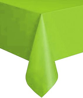 Click to view product details and reviews for 1 Lime Green Plastic Tablecloth.