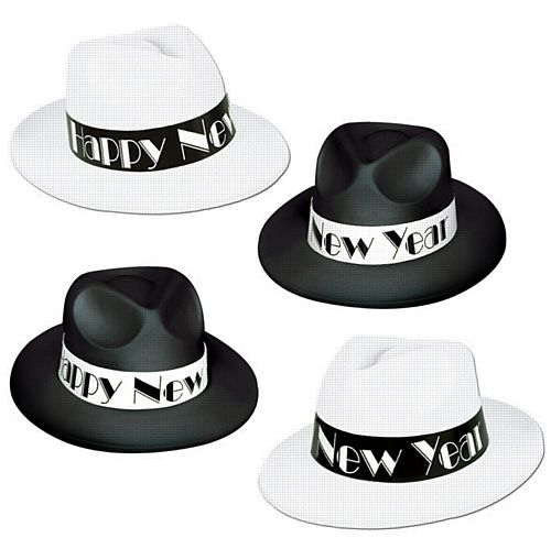 Happy New Year Flock Fedora