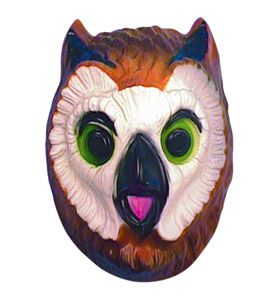 Adult Owl Mask