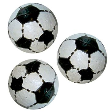 Click to view product details and reviews for Chocolate Footballs 55g Each.