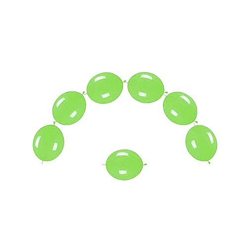 "Lime Green Fashion Link-O-Loons 12"" - Pack of 25"