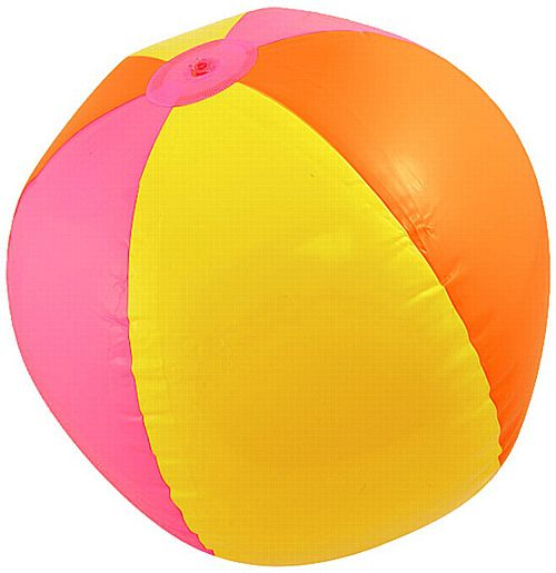 Inflatable Beach Ball 24""