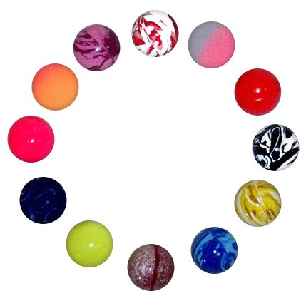 Jet Ball - Assorted - Each