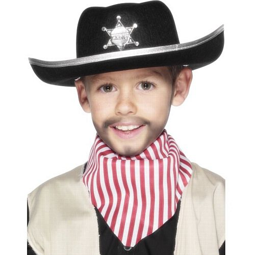 Children's Felt Sheriff Hat