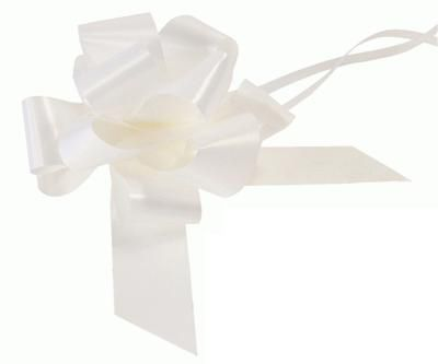 "White 2"" Pull Bow"