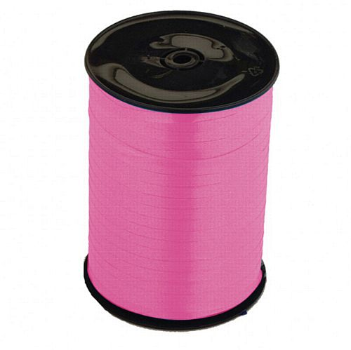 Fuchsia Pink Balloon Ribbon - 500m