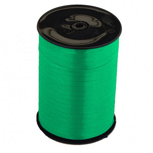 Emerald Green Balloon Ribbon - 500m