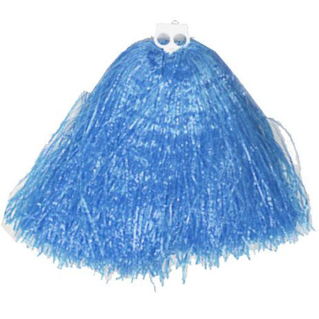 Blue Jumbo Cheerleaders Pom Pom - Each