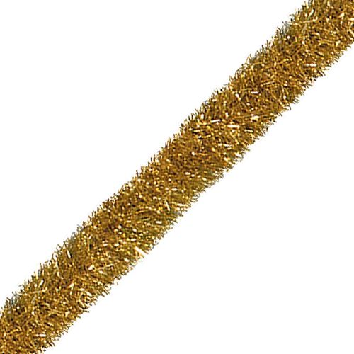 Gold Extra Long Tinsel Garland - 30m